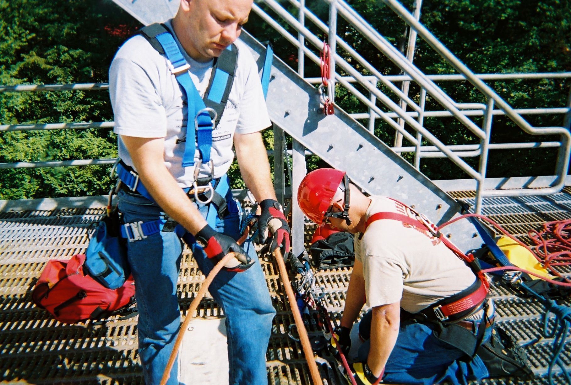 River Rescue Course and Training - Rescue3 Certification